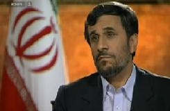 President Ahmadinejad Interview By DanishTVChannel - Dec2009 - Part 2 - Farsi sub English
