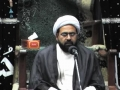 Philosphy of Azadari - Agha Nasir-ul-Hasan Rajai - 14th Safar 1431- Day 3 - Urdu
