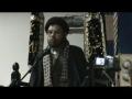 Moulana Zafar Husaini - Daur-e-Haazir aur Challenges 1 - Jan 28 2010 - Windsor Canada - Urdu