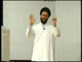 Seminar on Post Marriage 25 March 2007 - Moulana Zaki Baqri - Part 3 - Urdu