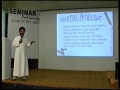 Seminar on Post Marriage 25 March 2007 - Moulana Zaki Baqri - Part 4 - Urdu