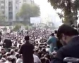 Zohrain Namaz During Arbaeen Procession at Karachi Organized by ISO - Arabic Urdu