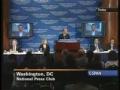 Mahmoud Ahmadenijad at National Press Club NY 3 of 5-English