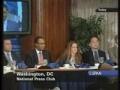 Mahmoud Ahmadenijad at National Press Club NY-USA 1 of 5-English