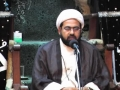 Tafsir-e-Sulh-e-Imam Hasan a.s - Agha Nasir Hasan Rajai - Safar 1431 -Day 8-Urdu
