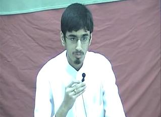 *Good* Muslim Congress Contest Speech - Mohammad Shayan Hemani on Knowledge - English