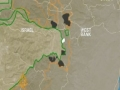 Map of Israels East Jerusalem ILLEGAL housing plan - 11Mar10 - English