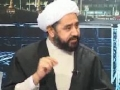 [2] MWM Deputy General Secretary - Allama Ameen Shaheedi on TV talk show - 13 March 2010 - Urdu
