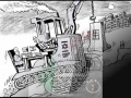 Gaza Genocide Cartoons March 15 2010 English Arabic