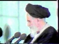 Imam Khomeini talks about Imam Ali a.s - English Subtitles