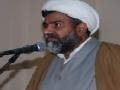 H.I. Raja Nasir Abbas addressing Majlise Tarheem in Islamabad Pakistan - Urdu