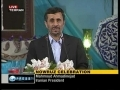 President Ahmadinejad - Speech At Nowruz Celebration-27thMarch10- English