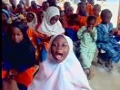 Shias of Ghana - shia child reciting Sura and Salwaat - Arabic