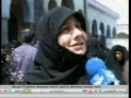 Wiladat-e-Hazarat Zainab [a.s] on April 19th 2010 news from Syria - Farsi
