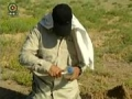 Youths Program -  Training in Desert -  How to deal with Dangers - Farsi