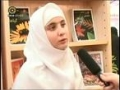 Kids Program - Importance of Books Interview with Kids in Tehran Book Fare -Farsi