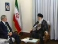 News Report - Rehbar Meeting with Brazilian President - 5-17-2010 - Farsi