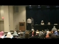 EAC - Panel 1 - Coming to grasps with western culture - Owais Khan - English