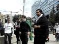 3-Protest Against Israeli Attack - Calgary - English