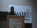 CASMO World Women Day 2010 - Sister Azka Batool translating verses of Holy Quran - English