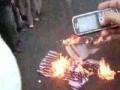 دفاع تشیع ریلی Murda baad Amreeka Murda baad israel - Karachi Pakistan - 20 June 2010 - Urdu