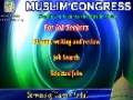Muslim Congress Projects - Career Portal & Career Planner - English