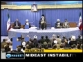 English News - Press TV : Leaders Speech