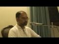 **MUST WATCH SERIES** Mauzuee Tafseer e Quran - Insaan Shanasi - Part 16b - 4-July-10 - Urdu