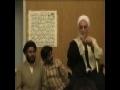 Excerpt from Ayatullah Mohsin Qarati Lecture - Part 2 - Persian with urdu