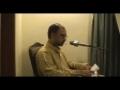 **MUST WATCH SERIES** Mauzuee Tafseer e Quran - Insaan Shanasi - Part 19a - 01-Aug-10 - Urdu