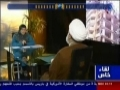 Al Alam Exclusive interview with Sheikh Naeim Qassim - 01 August 2010 - Arabic