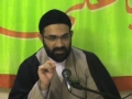 [6]th Session of Ramadan Karim - Greater Sins by Agha HMR - Urdu