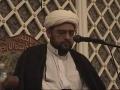 H.I. Maulana Baig - 9 Ramazan 2010 - Shaitaan and how he misguides Mankind - English