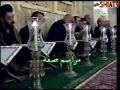 Special Occasion at Haram of Imam Raza as : Making Niyyaz or Marasime Suffay - Farsi