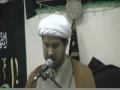 ** Manqabat - Madhe Janabe Zahra (s.a.) ** - Molana Idrees Ul Hassan - MWA Sydney 2010  - Urdu