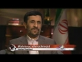 "Ahmadinejad""s Interview With ABC""s Christiane Amanpour in NY Sept 19, 2010 -English"