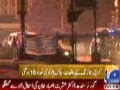 Turmoil in Karachi Pakistan - 20 Sep 2010 - Urdu