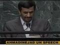 Summary: President Ahmadinjead At UN General Assembly - 21 SEP 2010 - English