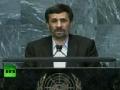[FULL SPEECH] President Dr. Ahmadinejad at UN General Assembly - SEP 2010 - English