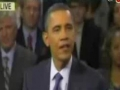 Town Hall Questioner To Obama I am Exhausted Of Defending You - English
