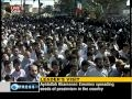 Imam Khamenei Addressing a large crowd Qom Holy City - P1 - 19Oct2010 - English
