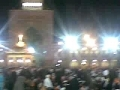 Sehn-e-Shifa in Haram-e-Imam-e-Reza a.s,Mashhad-All Languages