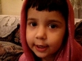 2 1/2 Years Old Daughter of Islam reciting Dua Faraj - Arabic