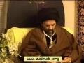 Martyrdom of Imam Taqi (as) - H.I. Abbas Ayleya - 04 Nov 2010 - English