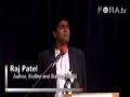 The colonial origins of the global food market - Raj Patel - English