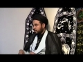 Aza-e-Hussain (as) a way to success - Maulana Zaeem Raza - 1st Majlis - Part 1 - Urdu