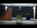 Ashura - Majlis at Wali - English