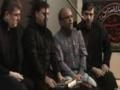 Calgary Azadari: Mersia Zeeshan, Amir Kazmi, Sajjad Mazhar, Tauqeer Zaidi - Urdu