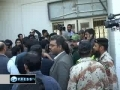 Karachi University -  Blast during Shia Students Prayers (Namaz) - English