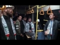 Asian Caravan Aid Workers Reciting Afghan Anthem During Travel - Afghan